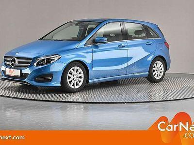 gebraucht Mercedes 180 B-KlasseEdition Style BlueEfficiency (892... Limousine,