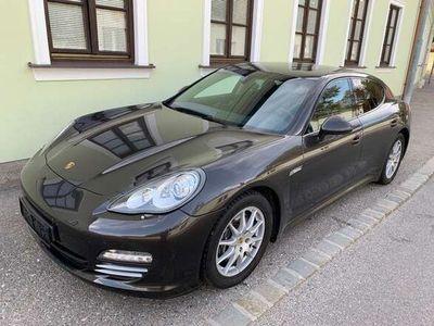 gebraucht Porsche Panamera 4 DSG Sportwagen / Coupé
