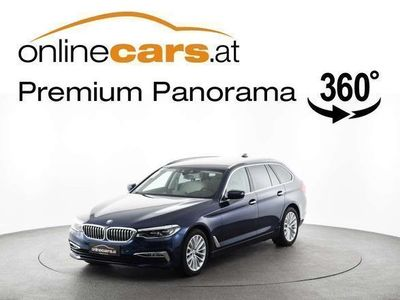 used BMW 530 d Touring Aut. Luxury HEAD-UP ASSISTENZ OPEN-SKY