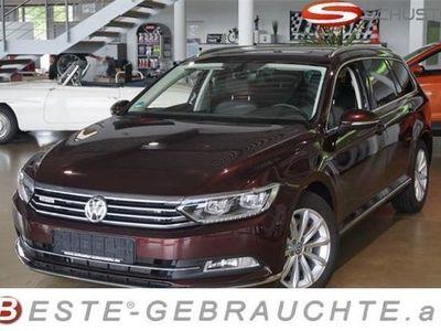 gebraucht VW Passat Var. TSI 2.0 Highline Business-Paket Wint
