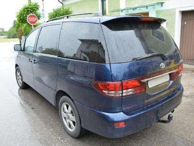gebraucht Toyota Previa 2,0 D-4D
