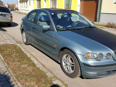 gebraucht BMW 316 Compact 3er-Reihe compact (E46) Aut.
