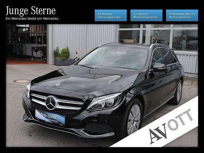 gebraucht Mercedes C350e C-KlasseT Avantgarde Aut. Kombi / Family Van