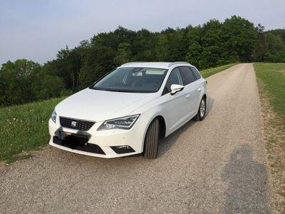 gebraucht Seat Leon ST 2,0 TDI CR 4Drive
