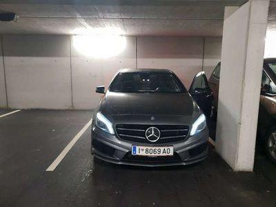 gebraucht Mercedes A250 BlueEfficiency Aut.