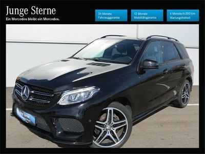 gebraucht Mercedes GLE350 G-Klassed 4Matic A-Edition Aut. SUV / Offroad