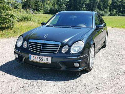 gebraucht Mercedes E270 Avantgarde CDI Aut. AMG rundumbau