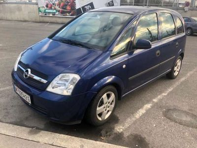 gebraucht Opel Meriva 1,7 Cosmo CDTI