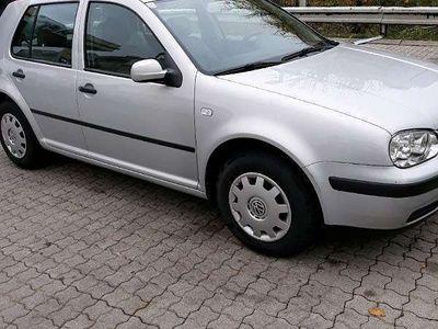 gebraucht VW Golf IV 1,4 Klein-/ Kompaktwagen