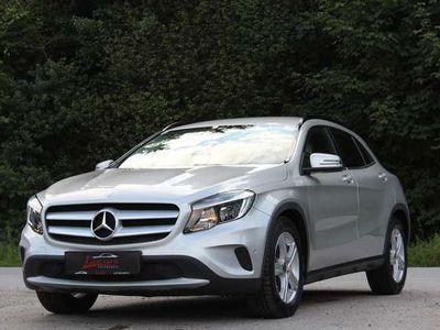 gebraucht Mercedes GLA180 CDI / d GLA -Klasse (BM 156)*STYLEPAKET* NAVI*TOP