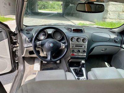 gebraucht Alfa Romeo Crosswagon 156 Alfa 1561.9 JTD M-Jet Dis.Q4 Kombi / Family Van