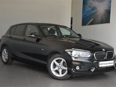 used BMW 116 i