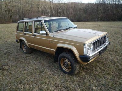 gebraucht Jeep Cherokee 4,0 Aut.
