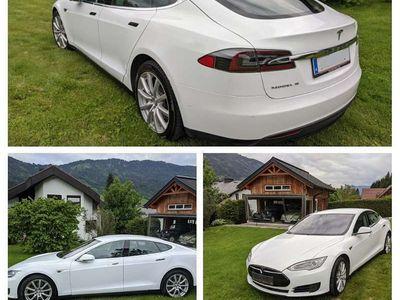 gebraucht Tesla Model S 70kWh (mit Batterie) Limousine