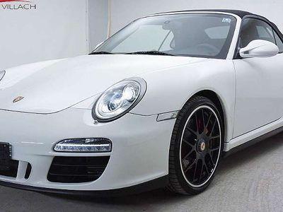gebraucht Porsche 911 Carrera GTS Cabrio DSG Cabrio / Roadster