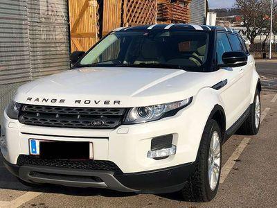 used Land Rover Range Rover evoque Range Rover Evoque Pure 2,2 SD4 SUV / Geländewagen,