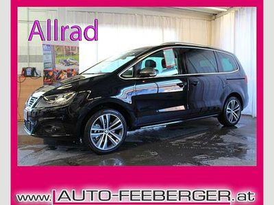 gebraucht Seat Alhambra FR 2,0 TDI DSG 4WD Kombi / Family Van