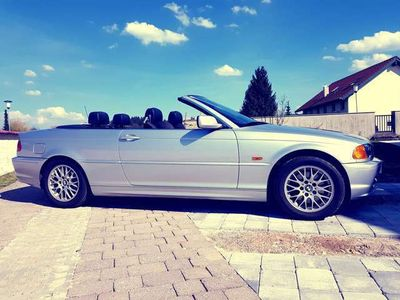 gebraucht BMW 323 Cabriolet 3er-Reihe Ci E46 6 Zylinder / Roadster