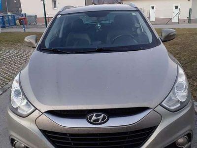 gebraucht Hyundai ix35 iX35 2,0 CRDI, Spirit,2WD, SUV SUV / Geländewagen