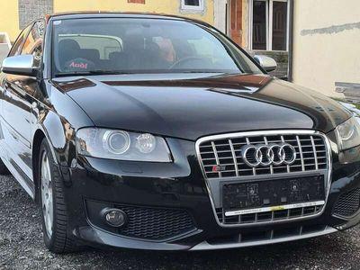 gebraucht Audi S3 S32,0 T quattro Schalensitze 2 Besitz