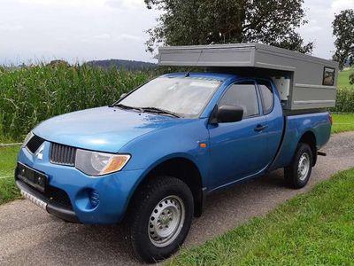 gebraucht Mitsubishi L200 Invite 4WD Klubkabine