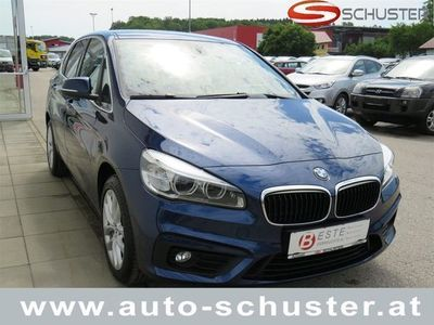 gebraucht BMW 218 Active Tourer d Advantage NP: € 35.350,-