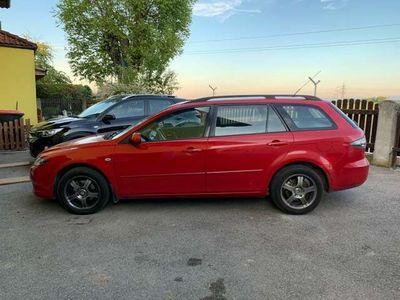 gebraucht Mazda 6 Sport Combi CD120 TE TD