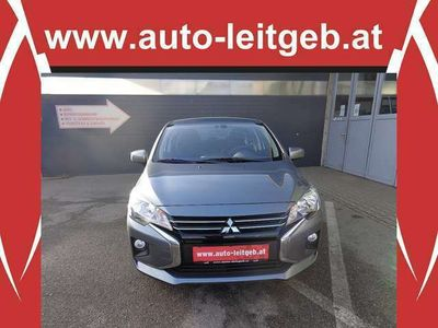 gebraucht Mitsubishi Space Star 1,2 MIVEC Edition AS&G