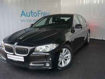 gebraucht BMW 520 5er-Reihe d xDrive Österreich-Paket Aut. Limousine