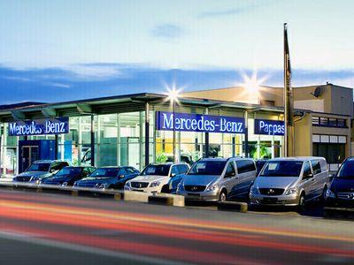 gebraucht Mercedes V300 V-Klassed 4MATIC lang Avantgarde Aut. Kombi / Family Van