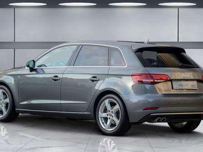 gebraucht Audi A3 Sportback 2,0 TDI S-Tronic Sport, Kamera, Top Zustand!