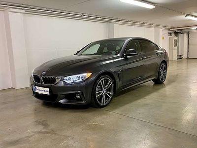 gebraucht BMW 420 4er-Reihe d xDrive GC M Sport Aut.LED, Sportwagen / Coupé