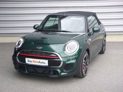used Mini John Cooper Works Cabriolet Aut.