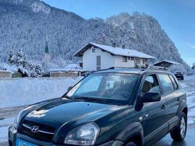 gebraucht Hyundai Tucson *PICKERL 2022/01 + 4M*110.000KM*4WD*Aut.*