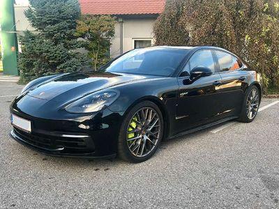 gebraucht Porsche Panamera 4 E-Hybrid Aut. Sportwagen / Coupé,