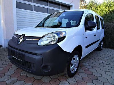 gebraucht Renault Kangoo Z.E. 33 Maxi 5-Sitzer (Batteriemiete) neuwertig! Kombi / Family Van