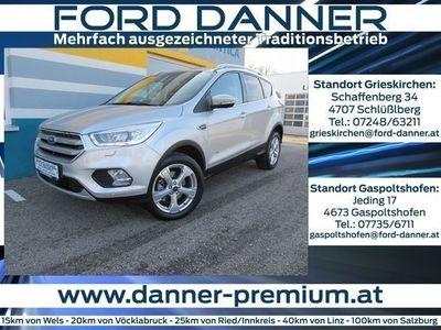 gebraucht Ford Kuga 2,0 TDCi Titanium Start/Stop AWD