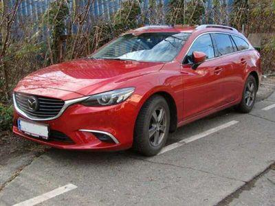 gebraucht Mazda 6 Sport Combi CD175 Revolution Top SD Aut.