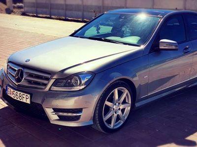 gebraucht Mercedes C350 CDI DPF (BlueEFFICIENCY) 7G-TRONIC Elegance