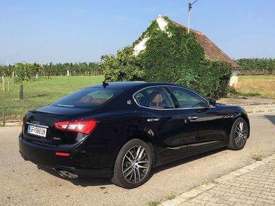 gebraucht Maserati Ghibli Eintausch möglich Sportwagen / Coupé