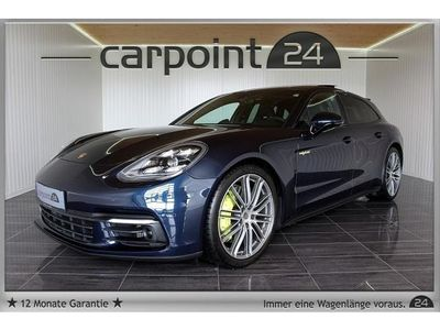 gebraucht Porsche Panamera 4 E-Hybrid Sport Turismo Aut. *NEUWERTIG*WERKSGAR
