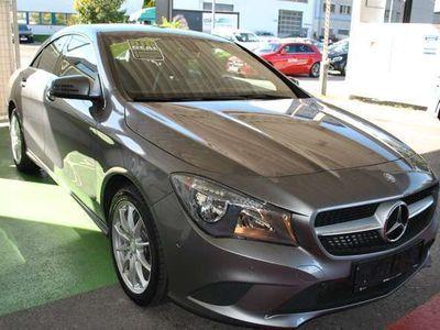 gebraucht Mercedes CLA180 Coupé Urban Navi Automatik Einparkass Brem