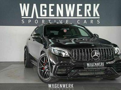 gebraucht Mercedes GLC63 AMG AMG S Coupé 4MATIC+