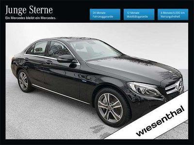 gebraucht Mercedes C350e