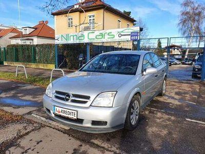 gebraucht Opel Vectra Comfort 2,0 DTI 16V