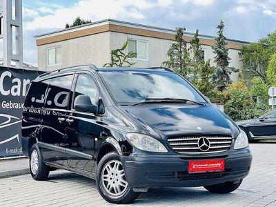 gebraucht Mercedes Vito 111 CDI lang Aut. DPF