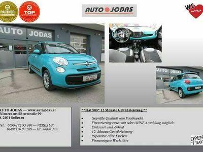 gebraucht Fiat 500L 0,9 TwinAir Turbo 80 CNG **Tempomat/Freisprech**