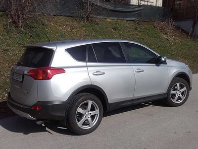gebraucht Toyota RAV4 SUV / Geländewagen,