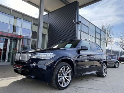 gebraucht BMW X5 xDrive40d Österreich & M-Paket Aut. LED, Hea... SUV / Geländewagen
