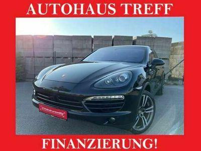 gebraucht Porsche Cayenne II 3,0 Diesel Aut.*VOLL*PANO*18-WEGE*ABSTANDSTEM.*